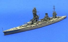 Aoshima 1938 IJN Fuso Battleship Plastic Model Military Ship Kit 1/700 Scale #50880