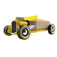 AUTOMOBLOX Mini HR-2 Hot Rod Roadster Building Block Set #55113