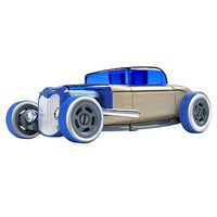 AUTOMOBLOX Mini HR-3 Rat Rod Building Block Set #55114