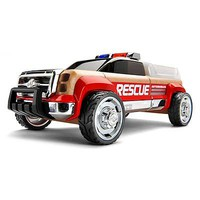 AUTOMOBLOX T900 Rescue Truck Building Block Set #az-003