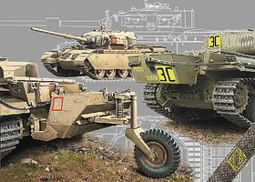 Ace 1/72 British Centurion Mk 5LR/Mk 5/1 Main Battle Tank