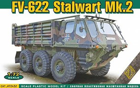 Ace 1/72 FV622 Stalwart Mk 2 Military Truck (New Tool)