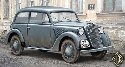 ACE 72513 British Staff Car Forlite Saloon 8HP mod.1939 1//72 new plastic model