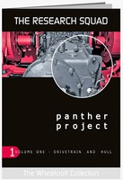 AFV-Modeller The Research Squad- Panther Project Vol.1 Drivetrain & Hull