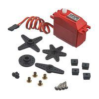 ARRMA ADS-5 V2 4.5kg Waterproof Servo Red
