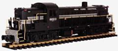 Aristo-Craft Alco RS-3 Powered - New York Central -- G Scale Model Train Diesel Locomotive -- #22219