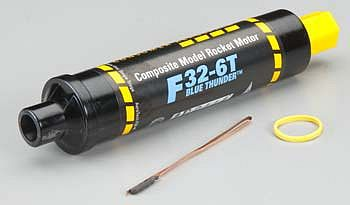 Aerotech F32-6T 24/95 Single Use Motor -- F Composite Model Rocket Engine -- #63206