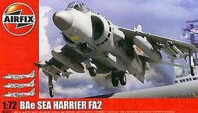BAe Sea Harrier FA2 Fighter Plastic Model Airplane Kit 1/72 Scale #04052