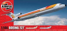 Airfix Boeing 727 Plastic Model Airplane Kit 1/144 Scale #04177