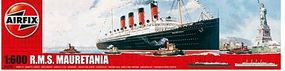 Airfix RMS Mauretania Ocean Liner (Re-Issue) Plastic Model Commercial Ship Kit 1/600 Scale #04207