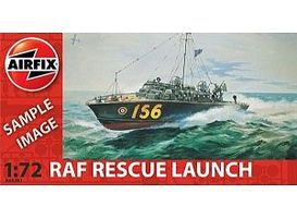 Airfix RAF Air Sea Rescue Launch Plastic Model Military Ship Kit 1/72 Scale #05281
