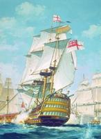 Airfix HMS Victory 1765 Plastic Model Sailing Ship Kit 1/180 Scale #09252