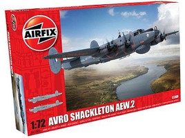 Airfix Avro Shackleton AEW2 Aircraft Plastic Model Airplane Kit 1/72 Scale #11005