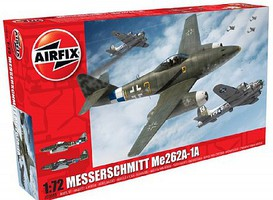 Airfix 1/48 Messerschmitt Me262A1a Schwalbe Fighter