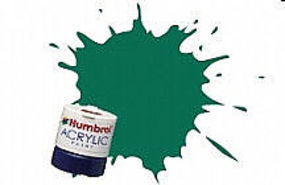 Humbrol Matte Dark Green 1/2 oz