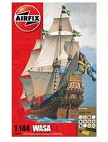 Airfix Wasa Sailing Ship Plastic Model Sailing Ship Kit 1/144 Scale #50044