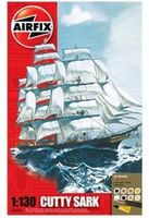 Airfix Cutty Sark Sailing Ship Plastic Model Sailing Ship Kit 1/130 Scale #50045