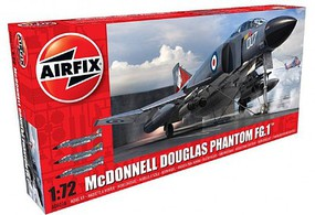 Airfix Douglas FG1 Phantom Aircraft Plastic Model Airplane Kit 1/72 Scale #6016