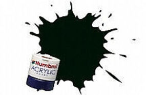 Airfix Humbrol Matte Black Green 1/2 oz
