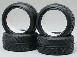 Associated RTR Tire NTC3 RTR (4)