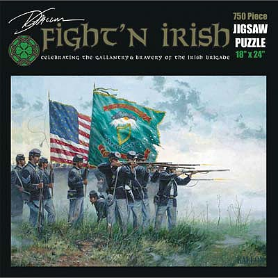 Americana Puzzles Fight'N Irish 750pcs