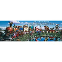 Americana The Great Kettles Train Jigsaw Puzzle 0-599 Piece #70178