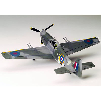 Accurate Miniatures MK-1A RAF MUSTANG -- Plastic Model Airplane Kit -- 1/48 Scale -- #3410