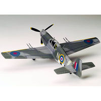 Accurate MK-1A RAF MUSTANG Plastic Model Airplane Kit 1/48 Scale #3410