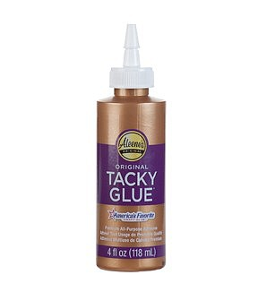 Aleenes Tacky Glue 4oz. Bottle (3/Pk)