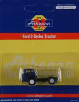 Athearn N RTR Ford C Tractor, Blue