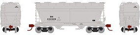 Athearn N ACF 2970 Covered Hopper, BN #435928