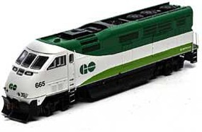 Athearn HO RTR F59PHI, GO Transit #665