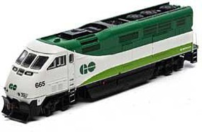 Athearn HO RTR F59PHI w/DCC & Sound, GO Transit #665