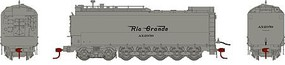 Athearn HO RTR Service Tender, D&RGW # AX-2959