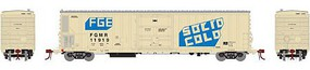 Athearn N 57 Mechanical Reefer,FGE/FGMR/Solid Cold #11919