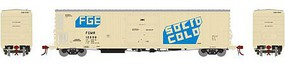 Athearn N 57' Mechanical Reefer w/Sound, FGE/FGMR #12898