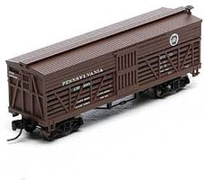 Athearn N 36 Old Time Stock Car, PRR #135499