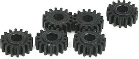 Athearn HO Idler Gear, 16-Tooth (6)