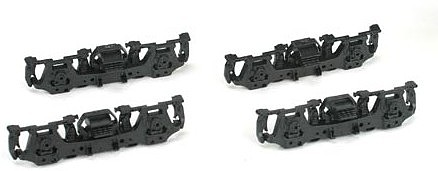 Athearn HO Side Frame Set, F7A/GP7/GP35