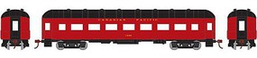 Athearn HO RTR Arch Roof Coach, CPR #1339