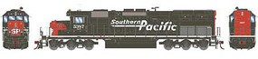 Athearn HO RTR SD40T-2, SP/D&RGW #5387