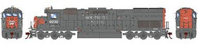 Athearn HO RTR SD45T-2, SP #9232/1990s Version