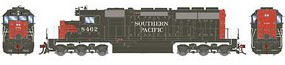 Athearn HO RTR SD40, SP/Red & Grey #8462