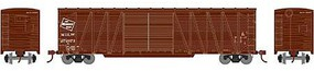 Athearn HO RTR 50 Single Sheathed Box, MILW #272073