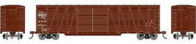 Athearn HO RTR 50 Single Sheathed Box, MILW #272101