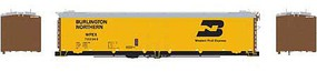 Athearn HO RTR 50 Ice Bunker Reefer, WFE/BN #705369