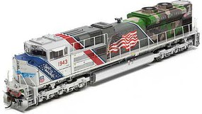 Athearn HO SD70ACe w/DCC & Sound, UP/Spirit of UP #1943