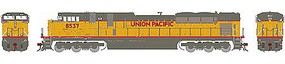 Athearn HO SD90MAC-H Phase II w/DCC & Sound, UP #8537