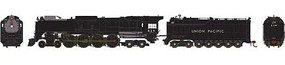 Athearn HO FEF-3 4-8-4 w/DCC & Sound, UP #839