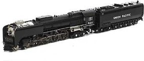 Athearn HO FEF-3 4-8-4 w/DCC & Sound, UP #844